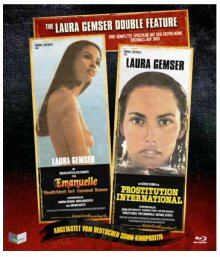 Laura Gemser Double Feature [FSK 18] [Blu-ray]