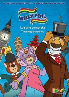 Um die Welt mit Willy Fog (1981) [EU-Import mit dt. Ton]