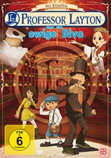 Professor Layton und die ewige Diva - Der Kinofilm (2009)