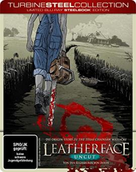 Leatherface (Limited Steelbook) (2017) [FSK 18] [Blu-ray]