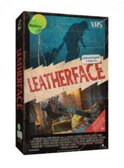Leatherface (Limited Collectors Edition im VHS-Design, 2 Discs) (2017) [FSK 18] [Blu-ray]