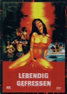 Lebendig Gefressen (Metalpak mit 3D-Hologramm Cover) (1980) [FSK 18]