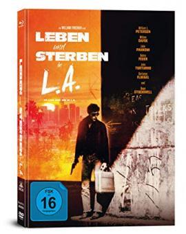 Leben und Sterben in L.A. (Limited Mediabook, Blu-ray+DVD) (1985) [Blu-ray]