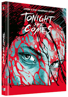 Tonight She Comes - Die Nacht der Rache (Limited Mediabook, Blu-ray+DVD+CD, Cover G) (2016) [FSK 18] [Blu-ray]