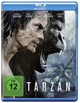 Legend of Tarzan (2016) [Blu-ray]