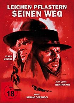 Leichen pflastern seinen Weg (Limited Mediabook, Blu-ray+DVD) (1968) [FSK 18] [Blu-ray]
