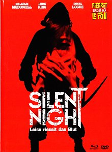 Silent Night - Leise rieselt das Blut (Limited Mediabook, Blu-ray+DVD) (2012) [Blu-ray]