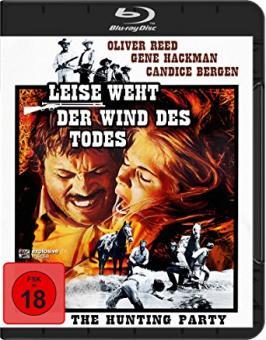 Leise weht der Wind des Todes (1971) [FSK 18] [Blu-ray]
