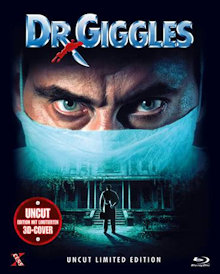 Dr. Giggles (Limited Uncut Edition im Schuber) (1992) [FSK 18] [Blu-ray]