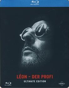 Léon - Der Profi - Ultimate Edition - Steelbook (1994) [Blu-ray]