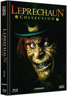 Leprechaun Collection (Limited Mediabook, 6 Discs) [FSK 18] [Blu-ray]