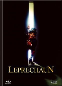 Leprechaun (Limited Mediabook, Blu-ray+DVD, Cover A) (1993) [Blu-ray]