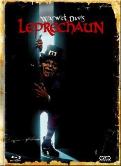 Leprechaun (Limited Mediabook, Blu-ray+DVD, Cover C) (1993) [Blu-ray]
