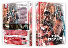 Lethal Punisher - Kill or be killed (Limited Uncut Mediabook, Blu-ray+DVD) (2014) [FSK 18] [Blu-ray]