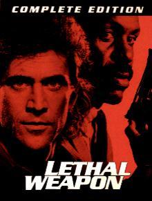 Lethal Weapon 1-4 - Complete Edition (Box Set / 8 DVDs, Kinoversionen und Director's Cut) [FSK 18] [Gebraucht - Zustand (Sehr Gut)]