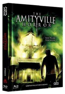 The Amityville Horror - Eine wahre Geschichte (Limited Mediabook, Blu-ray+DVD, Cover B) (2005) [Blu-ray]