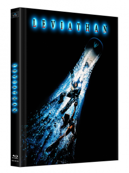 Leviathan (Limited Mediabook, 2 Discs, Cover C) (1989) [Blu-ray]
