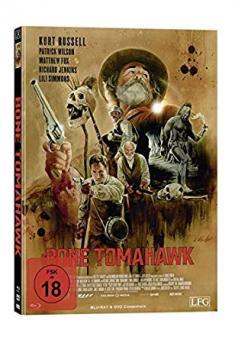 Bone Tomahawk (Limited Mediabook, Blu-ray+DVD, Cover F) (2015) [FSK 18] [Blu-ray]