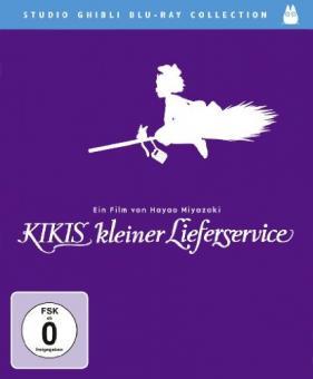Kikis kleiner Lieferservice (1989) [Blu-ray]
