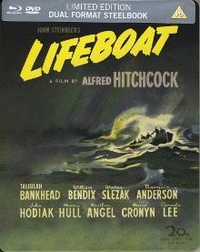 Lifeboat (Ltd Edition Dual Format Steelbook) (Masters of Cinema) (1944) [UK Import] [Blu-ray]