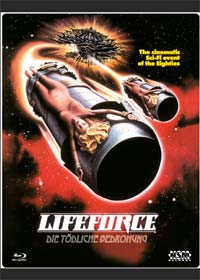 Lifeforce - Die tödliche Bedrohung (FuturePak) (1985) [Blu-ray]