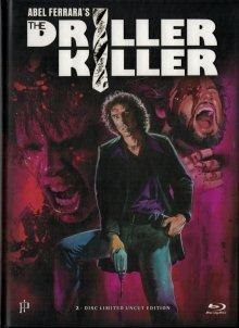 Abel Ferrara's - The Driller Killer (Limited Mediabook, Blu-ray+DVD, Cover H) (1979) [FSK 18] [FSK 18] [Blu-ray]