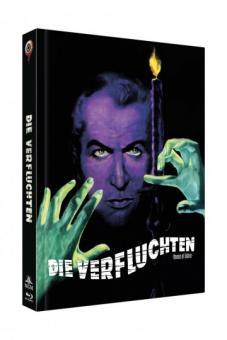 Die Verfluchten (Limited Mediabook, Blu-ray+DVD, Cover B) (1960) [Blu-ray]