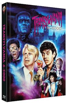 Transylvania 6-5000 (Limited Mediabook, Blu-ray+DVD, Cover C) (1985) [Blu-ray]