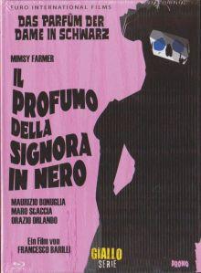 Das Parfüm der Dame in Schwarz (Limited Mediabook, Blu-ray+DVD, Promo-Edition) (1974) [FSK 18] [Blu-ray]
