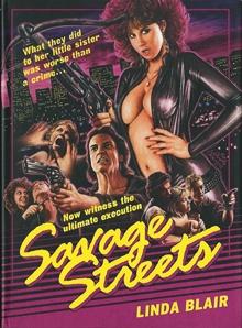 Savage Streets - Straße der Gewalt (Limited Mediabook, Blu-ray+DVD, Cover A) (1984) [FSK 18] [Blu-ray]