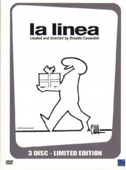 La Linea (Limited 3er DVD Digipack mit Ansteckbutton)