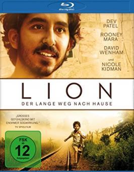 Lion - Der lange Weg nach Hause (2016) [Blu-ray]