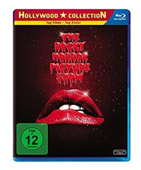 The Rocky Horror Picture Show (1975) [Blu-ray]