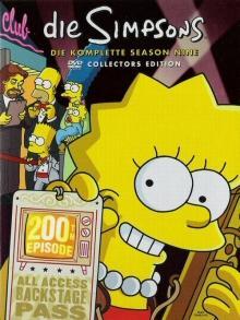 Die Simpsons - Die komplette Season 9 (4 DVDs)