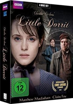 Charles Dickens' Little Dorrit (4 DVDs) (2008)