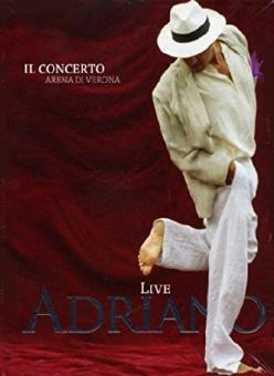 Adriano Celentano - Adriano live (2012)