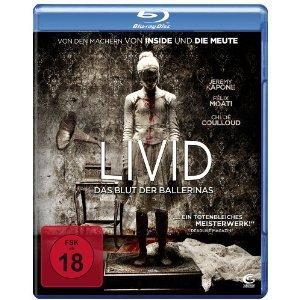 Livid - Das Blut der Ballerinas (Uncut) (2011) [FSK 18] [Blu-ray]
