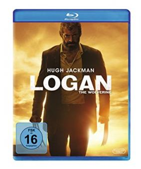 Logan - The Wolverine (2017) [Blu-ray]