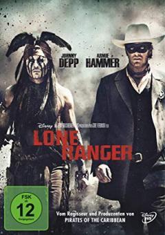 Lone Ranger (2013) [Gebraucht - Zustand (Sehr Gut)]