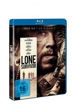 Lone Survivor (2013) [Blu-ray]