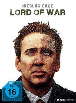 Lord of War - Händler des Todes (Limited Mediabook) (2005) [Blu-ray]