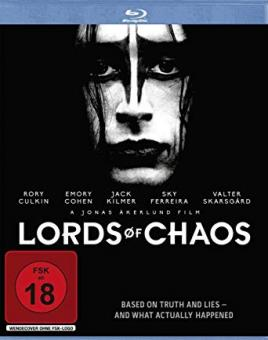 Lords of Chaos (2017) [FSK 18] [Blu-ray]