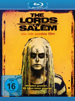 The Lords of Salem (2012) [Blu-ray]