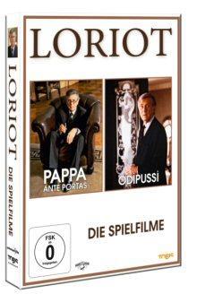 Loriot - Pappa ante portas / Ödipussi (2 DVDs)