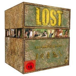 Lost - Die komplette Serie (37 Discs, Limited Edition) [FSK 18] [Blu-ray]