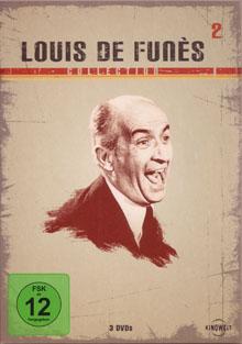 Louis de Funès Collection 2 (3 DVDs) [Gebraucht - Zustand (Sehr Gut)]