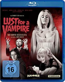 Nur Vampire küssen blutig (1971) [Blu-ray]