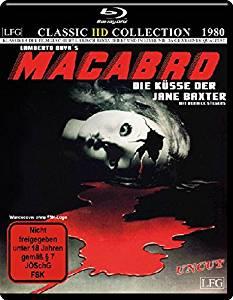 Macabro - Die Küsse der Jane Baxter (Uncut) (1980) [FSK 18] [Blu-ray]