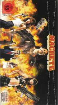 Machete (Limited Edition Figurine Giftset, inkl. Steelbook) (2010) [FSK 18] [Blu-ray]