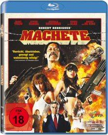 Machete (Uncut) (2010) [FSK 18] [Blu-ray]